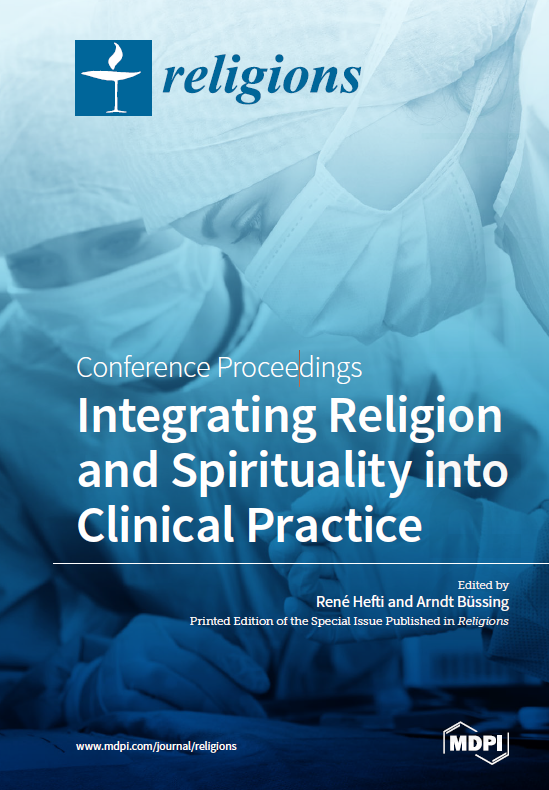 Buchcover - Integrating Religion and Spirituality into Clinical Practice.PNG